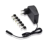 Universal power Supply adapter Multi 3V 6V 9V 12V Power Adapter 3 6 9 12 V Volt Converter Cable 7 Plugs Adapters 3A 30W