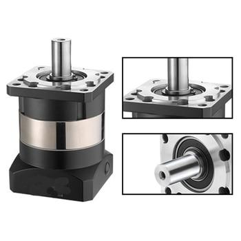 High Precision NEMA 23 Ratio 5:1 Planetary Gearbox 7 acrmin 6.35mm input Mute Planetary Reducer for NEMA23 57mm Stepper Motor