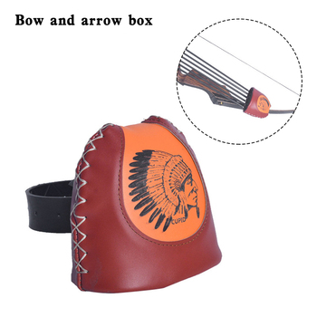 Quick Release Archery Arrow Case Carrier Quiver Tube Arrow Box Protection Racks Holders Outdoor Shooting Hunting Accessories