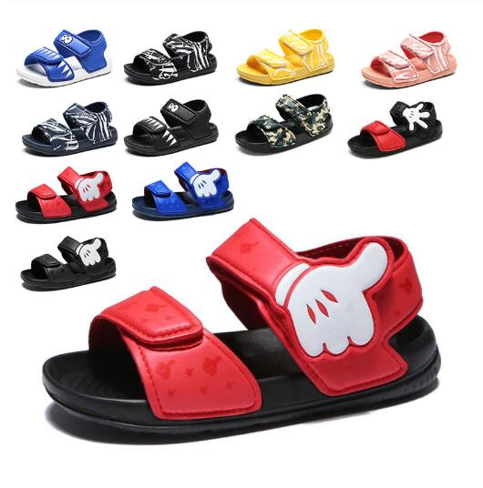 Girl Shoes Children Garden Shoes Children Cartoon Sandal Babies Summer Slippers High Quality Kids Garden Children Sandals Shoes