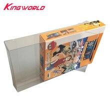 10 adet şeffaf kılıf şeffaf kutu oyun çocuk GB GBC oyun kartı kartuş plastik PET depolama koruyucu koleksiyonu JP sürümü