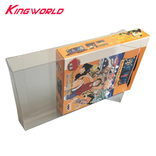 10pcs Transparent Case Clear Box For Game Boy For GB GBC Game Card Cartridge Plastic PET Storage Protector Collection JP Version