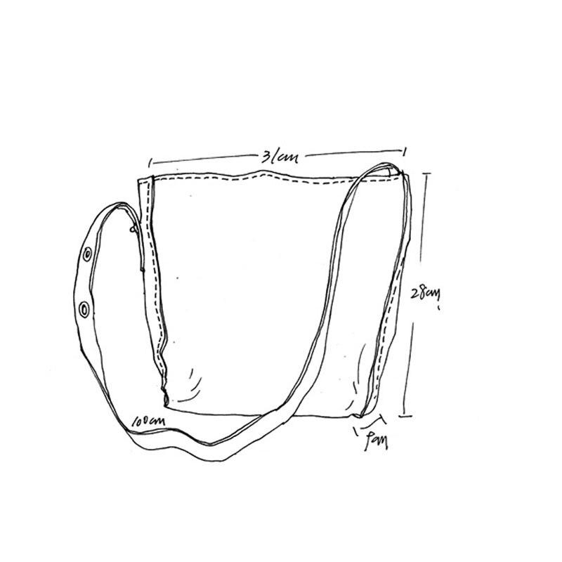AETOO Nuovo grande capienza singolo sacchetto di spalla nero in pelle morbida cinghia di spalla larga in pelle borsa secchiello verticale borsa di grandi dimensioni - 6