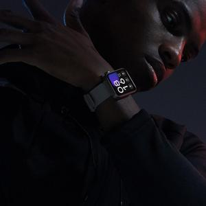 Image 5 - מקורי שיאו mi חכם mi שעון GPS NFC WIFI ESIM טלפון שיחת צמיד אנדרואיד שעוני יד ספורט Bluetooth קצב לב צג