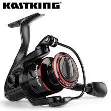 Carrete de pesca de Spinning súper ligero KastKing Brutus 8KG arrastre máximo 5,0: 1 Ratio de engranaje bobina de pesca de carpa de agua dulce