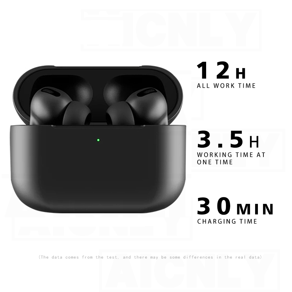 Air 3 Pro TWS In Ear Blutooth Earphone Wireless Sport Headset Headphones Stereo Earbuds Touch <font><b>Airpodering</b></font> Blackpods <font><b>Auriculares</b></font> image