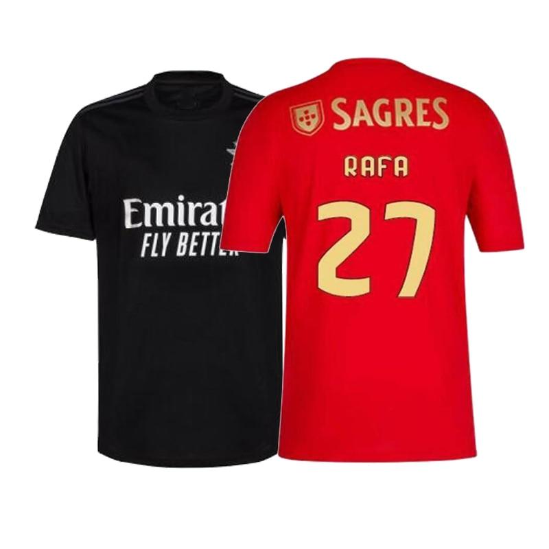 Новинка 20/21, футболки Benficaes, мужские рубашки Benfica Camisa Jonas Jimenez everton Coates Camiseta de futbol 3rd Thai Shirt