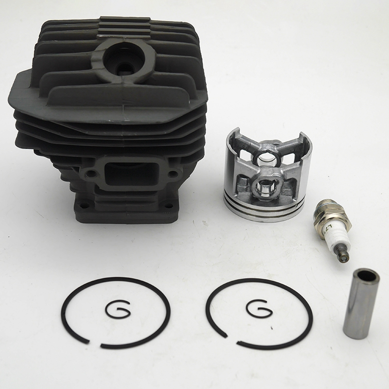 Tools : 50mm Cylinder Piston Kit with Spark Plug Fit for Stihl 044 MS440 MS 440 Replace 1128-020-1201 1128-020-1227 Chainsaw