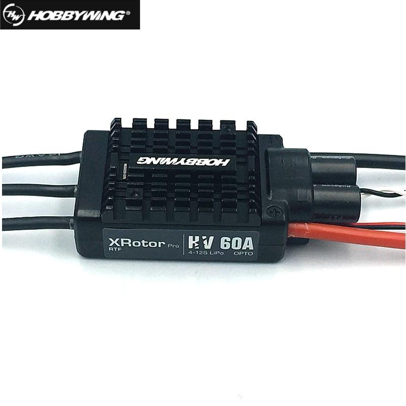 2Pcs Hobbywing XRotor Pro 40A COB ESC 3-6S Version B For RC MULTI-ROTOR Copter