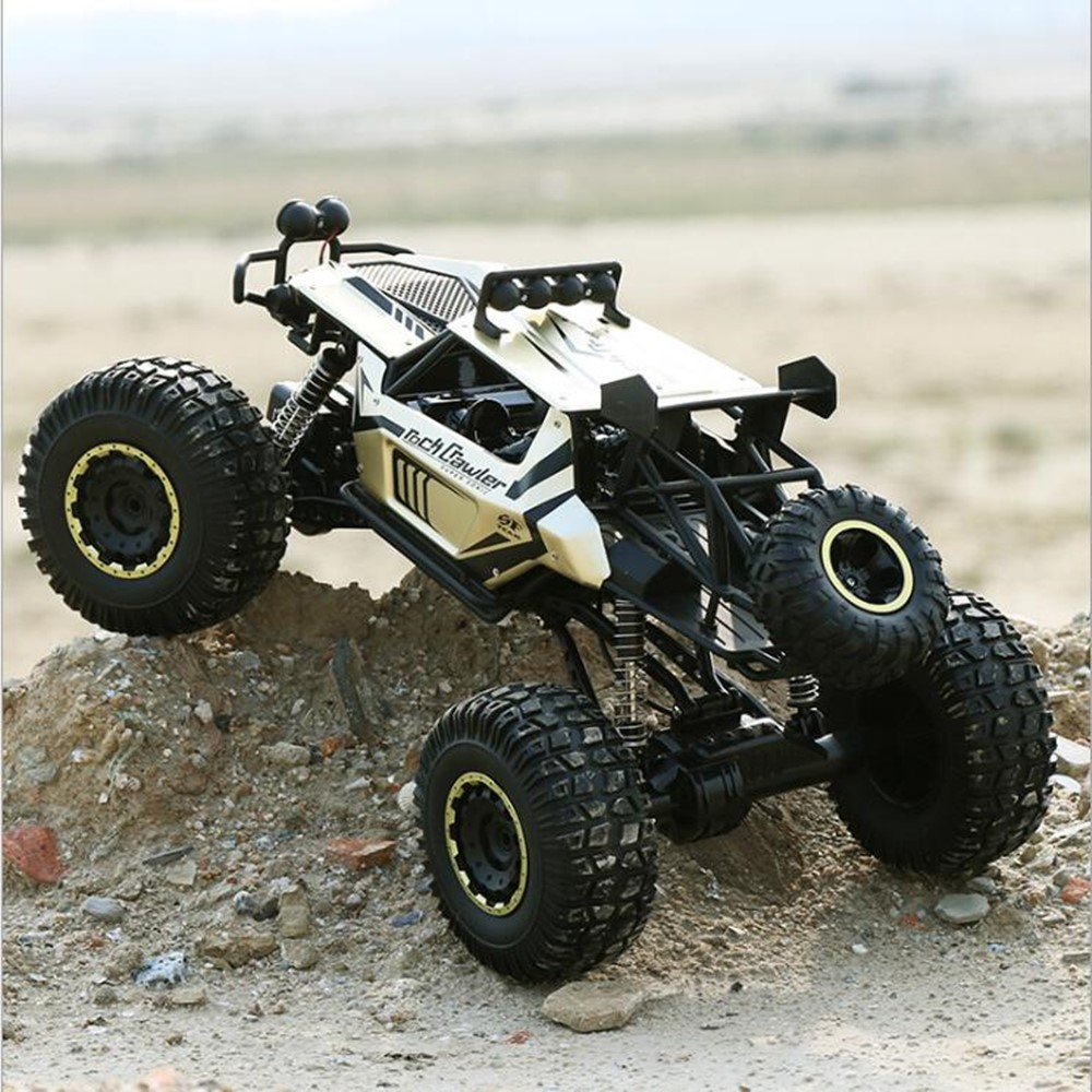 1:8 50cm Very large RC car 4WD high speed Bigfoot 2.4G Remote control Buggy climbing truck off-road vehicle jeeps model gift toy