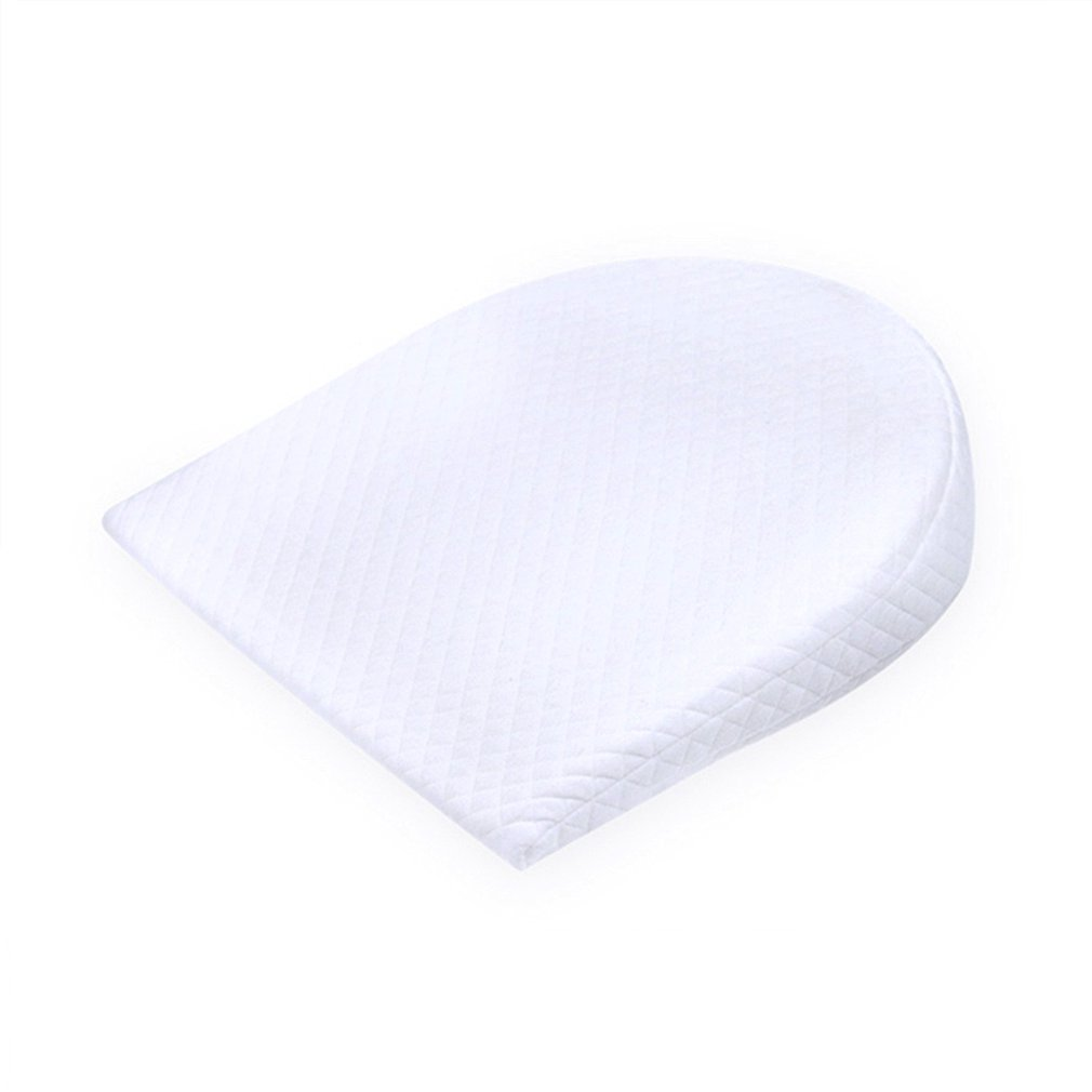 Anti-Spitting Milk Baby Pillow Triangle Slope Baby Pillow Memory Foam Baby Pillow Baby Feeding Pillow
