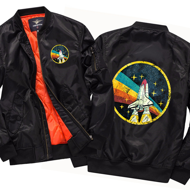 Dragon Ball Stand Coats Korean Style Bomber