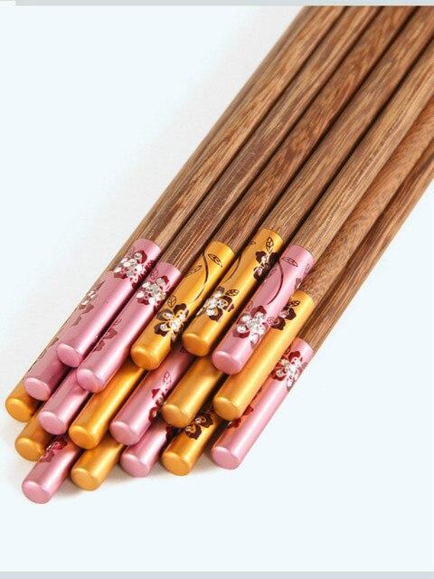 Купить 1 пара модных палочек для еды из сплава китайские палочки многоразовая картинки цена