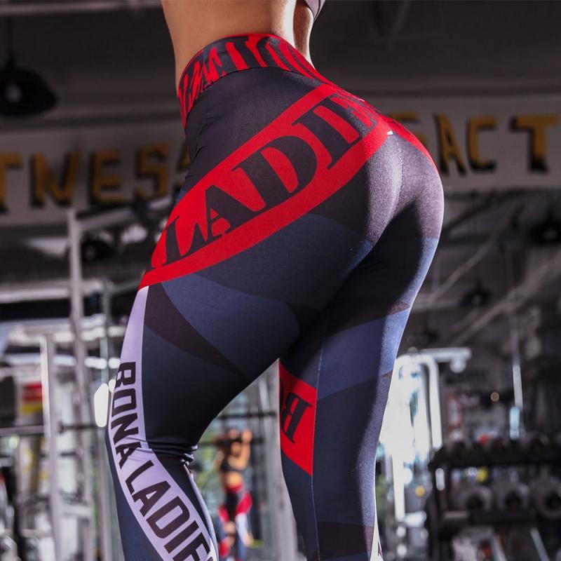Women Fitness Pants Sport Leggings 3