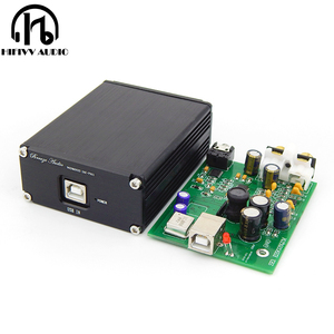 Image 1 - SPDIF Interface USB decoder ES9028Q2M + AD823 + SA9023  ES9038 DAC computer Sound Card headphone amplifier not need power supply