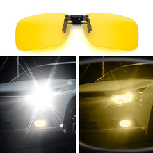 Car Sunglasses Clips Polarized Night Driving Glasses For KIA Rio Ceed Sportage M