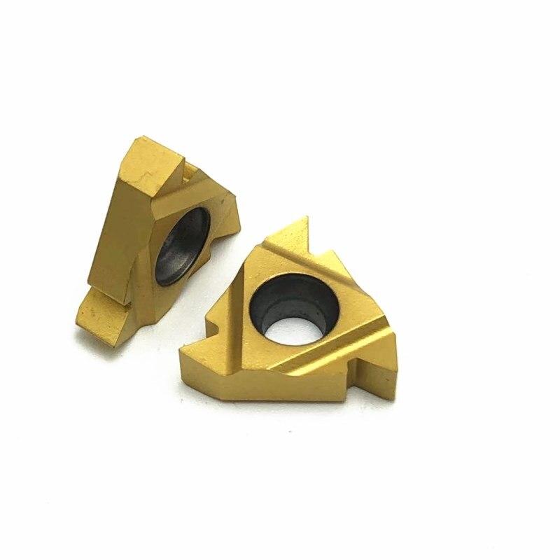 Image 5 - MMT 16IR 11ER AG60 VP15TF UE6020 US735 スレッド切削工具超硬インサート CNC  旋盤旋削工具超硬 MMT16 ER 旋削ツール    グループ上の ツール からの ターニングツール  の中