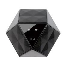 купить D8 Bluetooth Speaker Touch Control Wireless Speaker Outdoor Radio Speaker Support TF Card Handfree Call NFC дешево