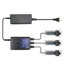 Adaptador de cargador de equilibrio inteligente, cargador de batería para Hubsan Zino H117S/Zino Pro, accesorios para cámara de Dron