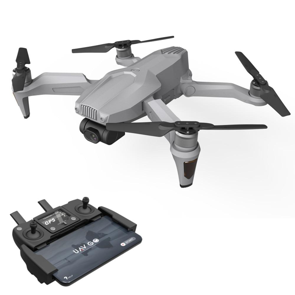 F007 4K 5G WiFi FPV GPS Quadcopter RTF 2 batteries + bag