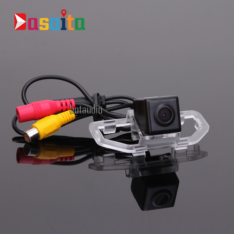 CCD Car Reverse Camera for Toyota Camry 2012 Reversing Backup Rear View Parking Review Kit Night Vision Waterproof Free Shipping image