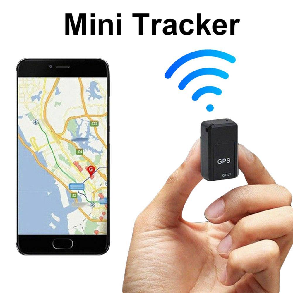 Анти-кражи магнитный мини GPS локатор GPS трекер GSM GPRS в режиме реального времени отслеживающее устройство GSM/GPRS 850/900/1800/1900 МГц GPS трекер для авто...