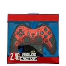 3 1New 2.4Ghz kablosuz Gamepad oyun denetleyicisi için Xbox 360 PS3 PC Windows 10 8 X