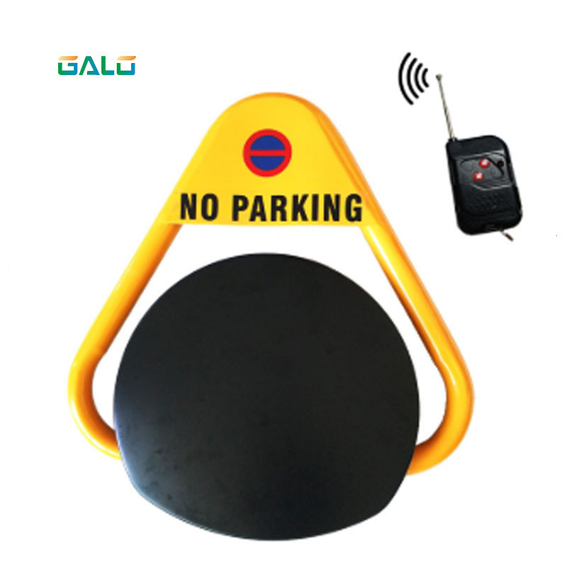 Automatic Remote Control Reserved Parking Space Lock / Parking Blockade For Outdoor Car Parking System