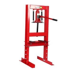 Overseas 13227.7Ib Heavy Duty Hydraulic Floor Standing Press for Workshop Garage Shop hydraulic jack