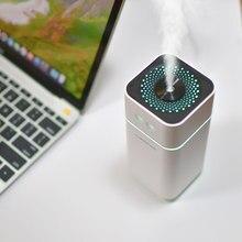 Домашний увлажнитель воздуха устраняет статическое электричество чистый воздух нано спрей тумана романтический светильник арома-диффузо...