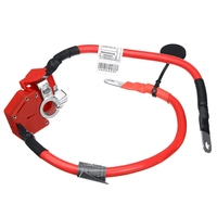 Batería de coche fusible Protector de sobrecarga para BMW F30 F31 F34 F36 F33 F32 61129259425|Cables pasacorriente| |  -