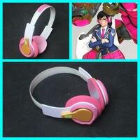 Ow Cosplay Earphone Headset COS Prop Earphone Wireless Bluetooth Earphone Magic Fans Props Gift Drop Ship