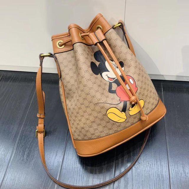 Disney lady shoulder bag Mickey mouse messenger bag women cartoon handbag tote bag|Quilts| - AliExpress