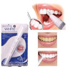 Dentes clareamento caneta limpeza soro remover manchas de placa ferramentas dentárias clarear dentes higiene oral dente clareamento caneta 1pcs