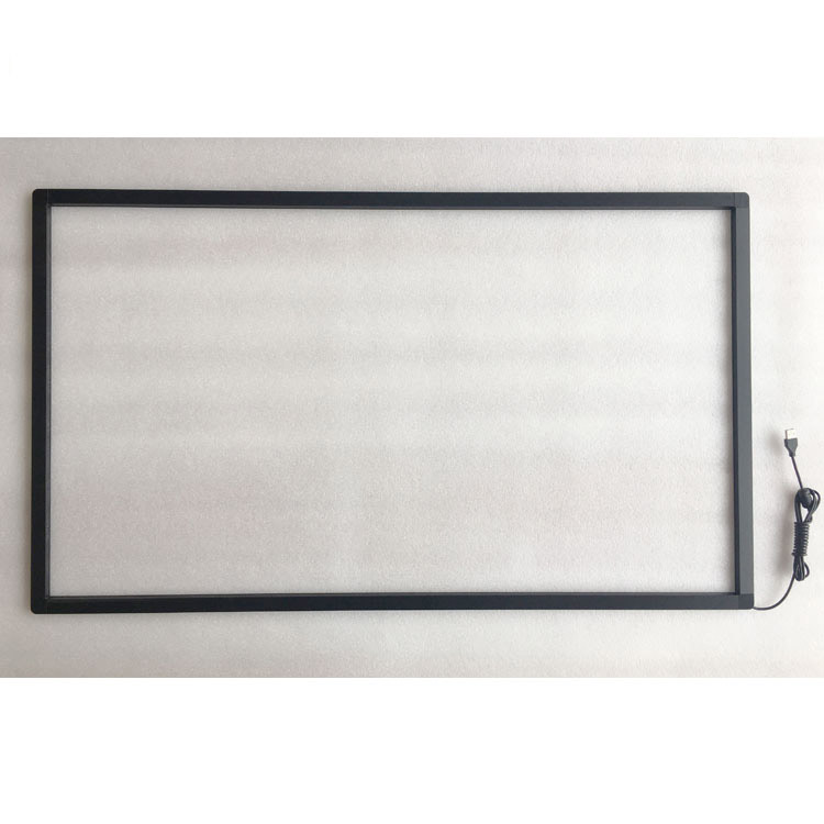 Free Shipping! 70 Inch 10 points IR Touch Screen Frame without glass, driver free, plug and play