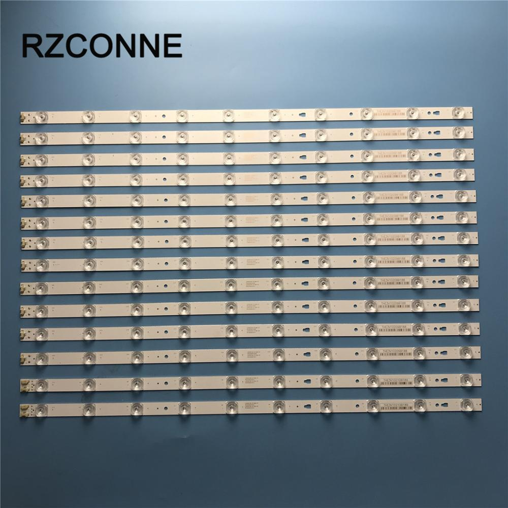 LED Strip For Haier 55'' TV LED55D10A-ZC14AG-01 LED55D10B-ZC14AG-01 JVC LT-55UE76 LS55AL88U71 A55U S55U LS55H510X H55V6000
