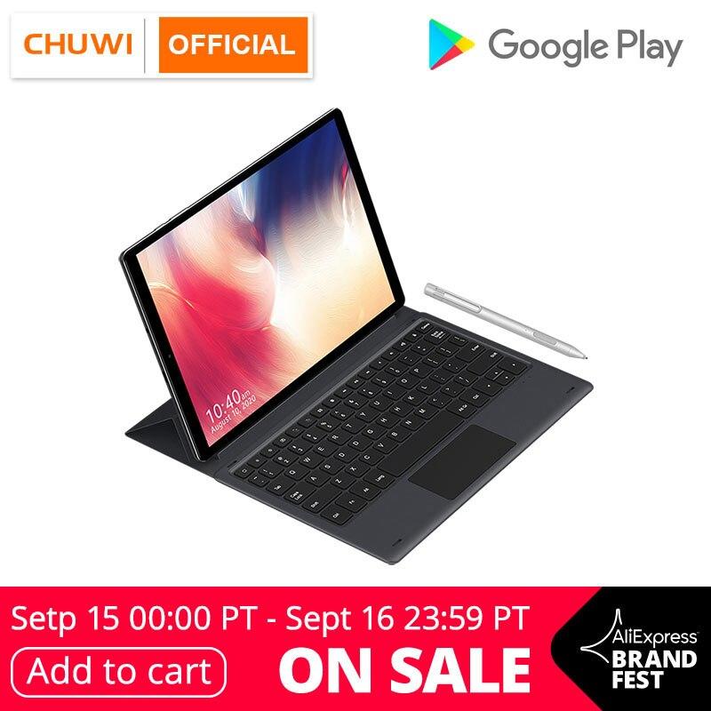 CHUWI HiPad X 10,1 дюймов Android 10,0 планшетный ПК Helio MT6771 Восьмиядерный LPDDR4X 6 ГБ 128 ГБ UFS 2,1 планшет 4G LTE GPS