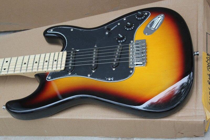 New Factory Guitar Top Quality   left neck Custom Body Electric Guitar custom shop   @31