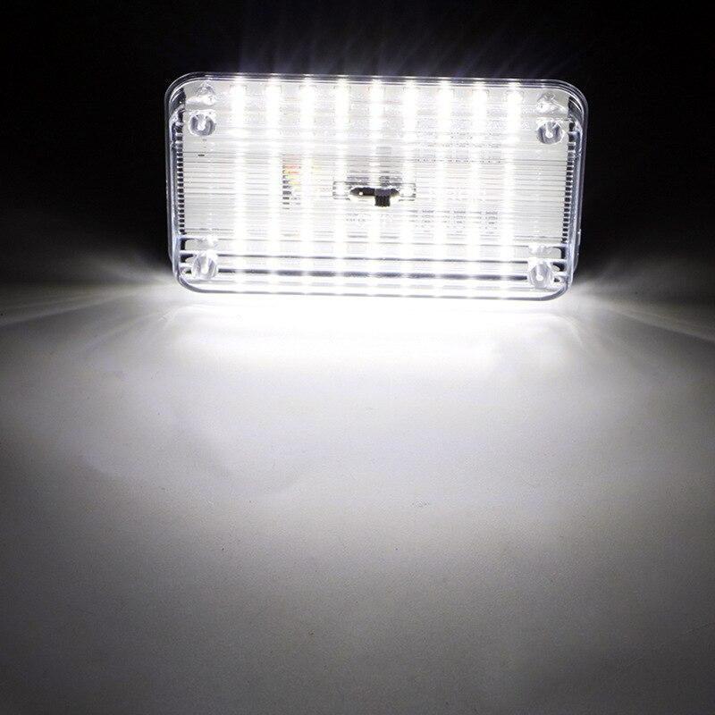 12V 36 светодиодный автомобиль интерьера светильник укрыты внутренной сводной крыше потолочное чтение багажник автомобиля светильник лампа Высокое качество лампы ночной Светильник стайлинга автомобилей|Декоративная лампа|   | АлиЭкспресс