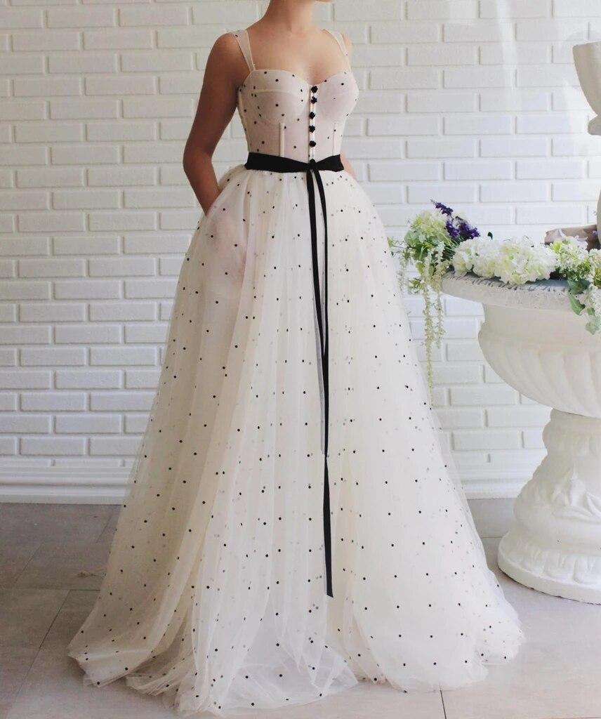 Elegant Muslim Evening Dresses 2019 A-line Sweetheart Tulle Sash Islamic Dubai Saudi Arabia Long Formal Evening Gown