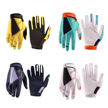 Motorcycle sports gloves bicycle gloves 7mx off-road motorcycle gloves mountain bike gloves motocross gloves cycling gloves cheap left atrium COTTON Full Finger Universal Washable