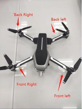 L109 PRO Drone 4k piezas de repuesto para cámara brazo de reparación reemplazar la batería 11,1 V 1600mAh 25min tiempo de vuelo