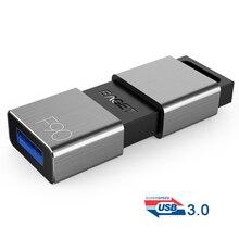 Eaget USB 3,0 High-Speed Flash-Stick 16GB 32GB 64GB 128GB Tragbare Stick Shock-Resistant metall Fall USB 3,0 Pen Drive F90
