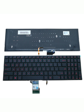 New Keyboard for ASUS ROG G501 G501J G501JW G501V G501VW Q501 Q501L Q501LA US layout with backlit 0KNB0-662MUS00 9Z.N8SBQ.V01