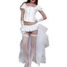 Women Mesh Long Tail Skirt Large Swing Sexy Lace Pettiskirt Dance Tutu Skirts
