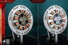 1/1 Arc Reactor Model Toy Hot Toys Iron Man Collection LMS012 Tony Stark Props сумка tony perotti tony perotti mp002xw123x1