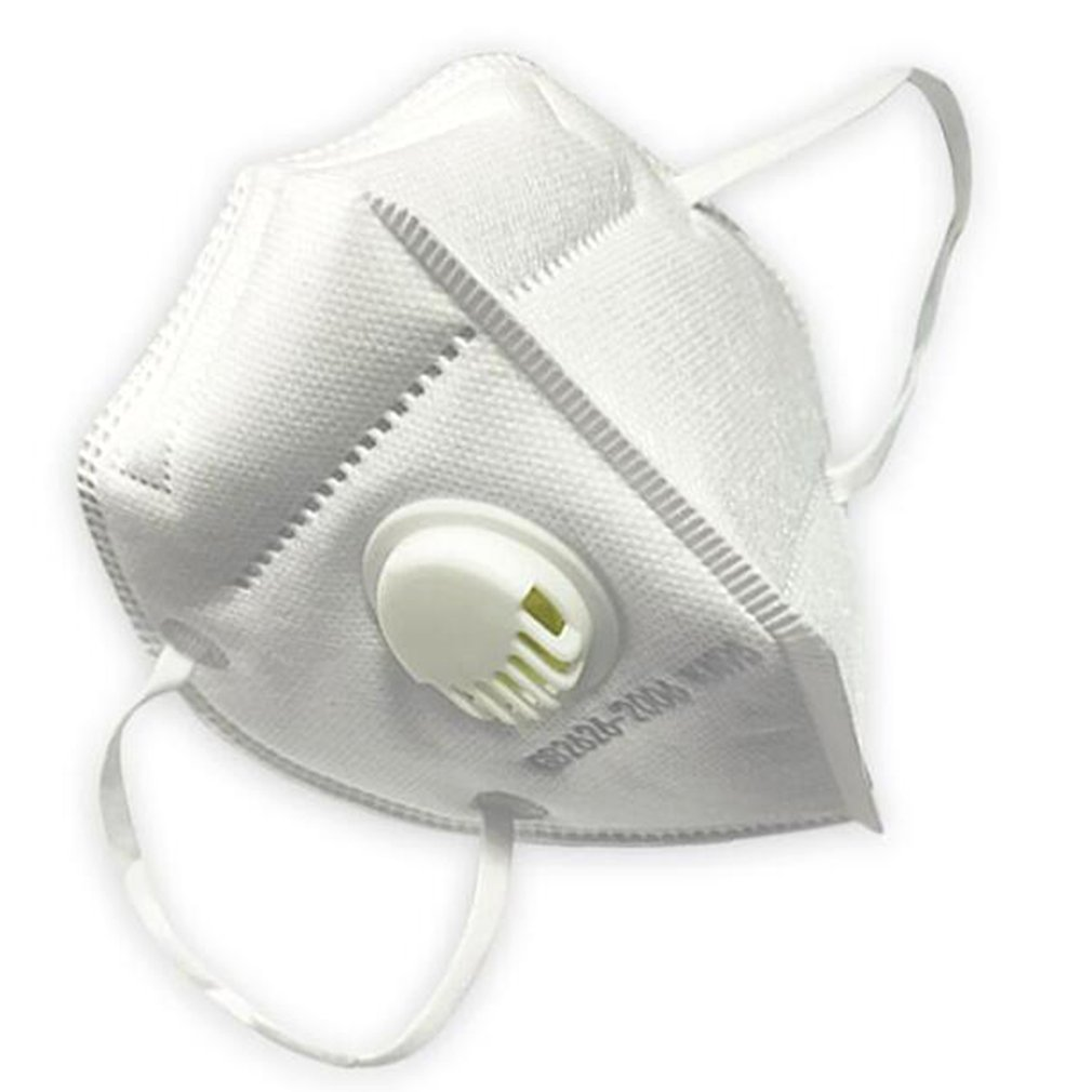 Disposable Breathable Mask Dust-Proof Anti-Fog FFP2 PM2.5 N95 KN95  Protect Adult Kid Non-woven Fabric Masks