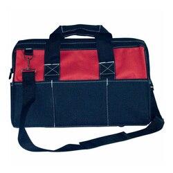 Zestaw narzędzi wielofunkcyjnych torebka torba elektryk przechowywanie narzędzi torba wodoodporna przechowywanie narzędzi torba naprawa sprzętu przechowywanie narzędzi torba Torby narzędziowe    -