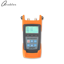 PON güç ölçer JW3213A PON + OPM + VFL optik güç ölçer ses veri Video sinyal eşzamanlı ölçümü BPON EPON GPON