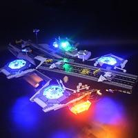 07043 The SHIELD Helicarrier super hero Compatible with legoset 76042 Building Blocks Bricks Educational Toys Gift Lepinbricks